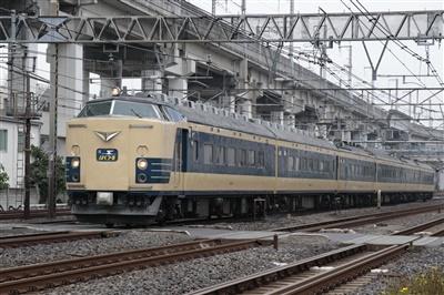 583系「上野発の夜行列車でいく青森・函館の旅」。